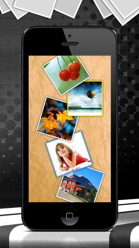 Photo Collage Scrapbook:  PicFrame Creator & Picture Editor