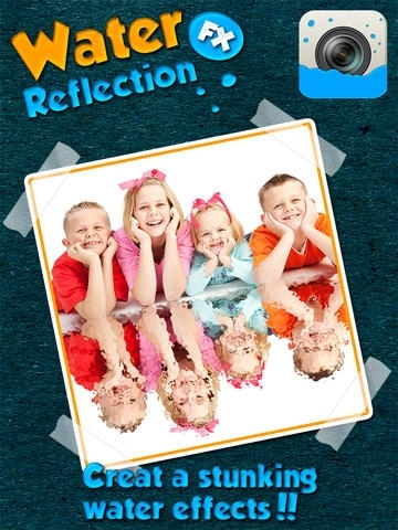 Photo Water Reflection