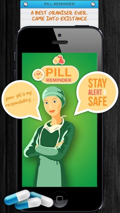 Pill Reminder+