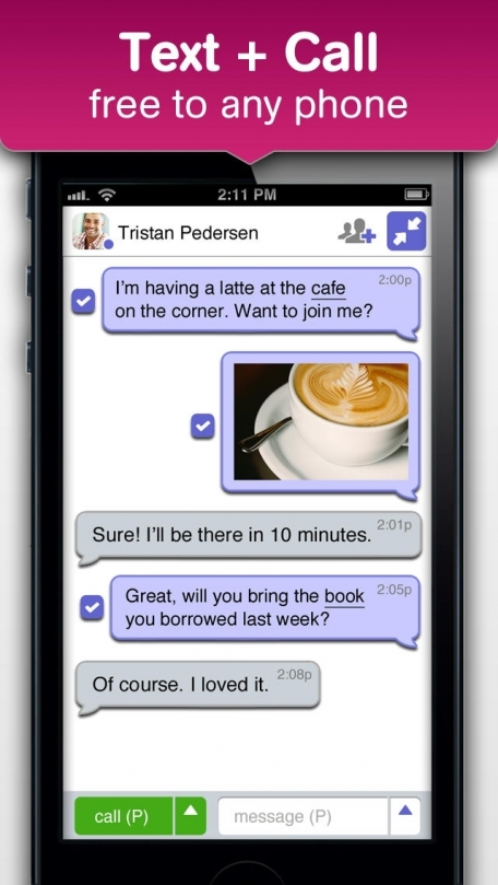 Pinger: Turn Your iPod touch or iPad into a Phone