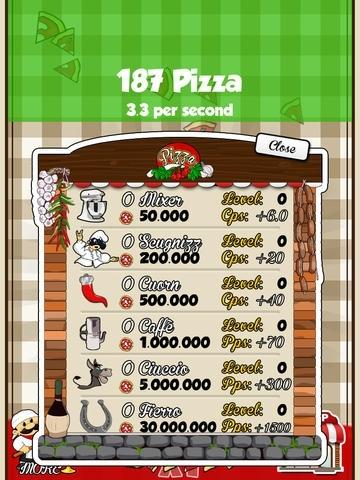 Pizza Clickers