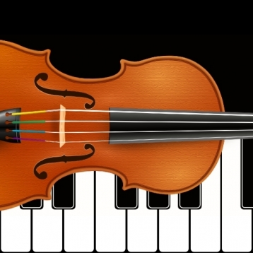 Play Along with a Violinist