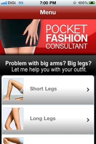 Pocket Fashion Consultant