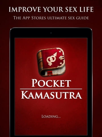 Pocket Kamasutra - Sex Positions from the Kama Sutra and Love Guide