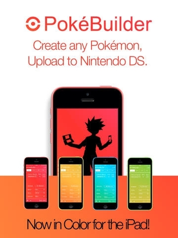PokéBuilder - Builder for Pokémon