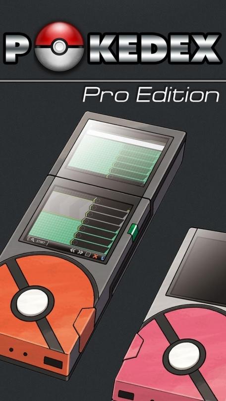 Pokedex Pro HD Edition