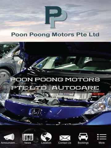 Poon Poong Motors Pte Ltd
