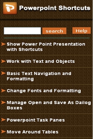 Powerpoint Shortcuts