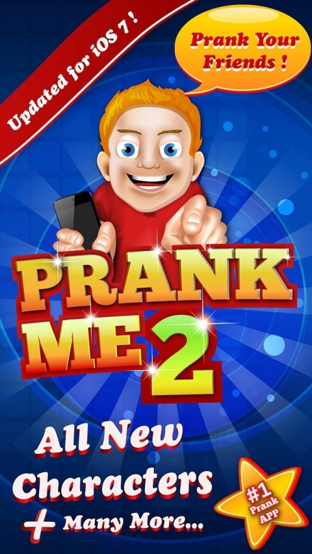 PRANK ME! 2 Trick Your Friends for iPhone & iPod touch