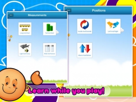 Pre K Learning Tool