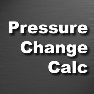 Pressure Change Calc