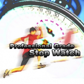Professional Grade Stop Watch