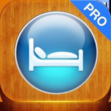 Pure Sleep & Relaxation Pro. A white noise app with over 100 ambient sound