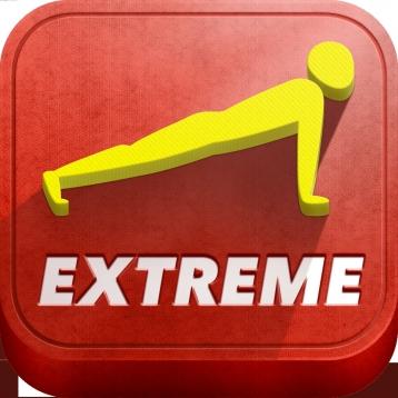 Pushups Extreme: 200 Push ups workout trainer XT Pro