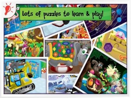 PUZZINGO Puzzles (Pro Edition) – Animated Kid's Puzzles