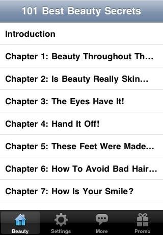 101 Best Beauty Secrets