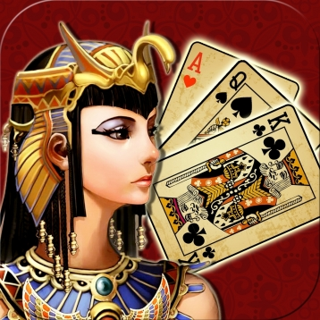 Pyramid Solitaire Blitz HD Free-Classic Egypt Puzzle Game Mania App