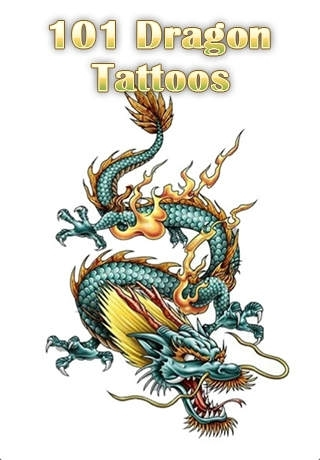 101 Dragon Tattoos - Hottest Designs