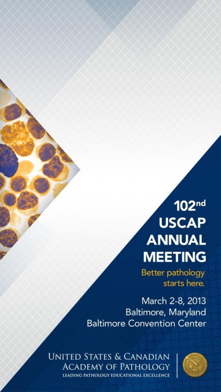 102nd USCAP Annual Meeting