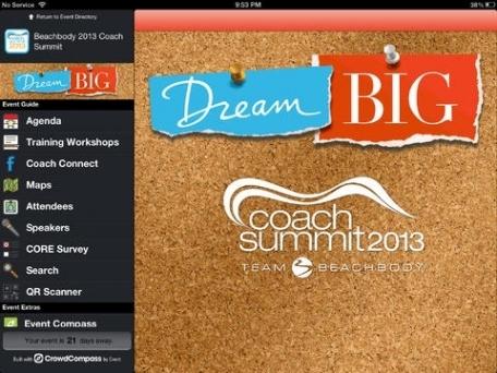2013 Beachbody Coach Summit