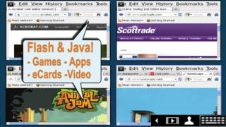 VirtualBrowser for Firefox with Flash & Java Player and Add-ons - Secure VPN Edition for iPhone