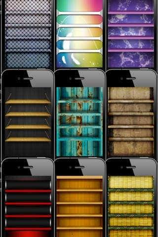 App Frames & Shelves