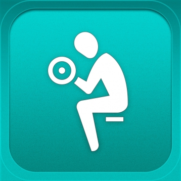 Arm Trainer : 100+ arm exercises and workouts, on-the-go, home, office, travel, personal trainer powered by Fitness Buddy