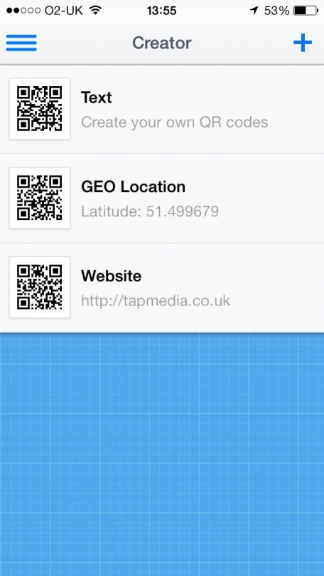 qr app for iphone