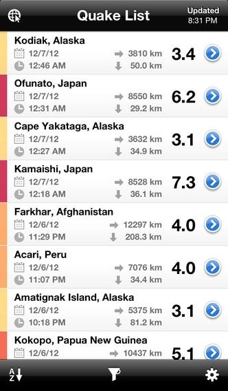 Quakefeed earthquake map alerts and news world earthquakes quakefeed earthquake map alerts and news world earthquakes displayed on esri maps gumiabroncs Image collections