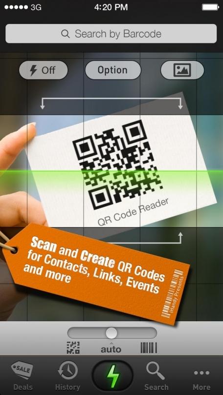 Quick Scan Pro - Barcode Scanner. Deal Finder. Money Saver.
