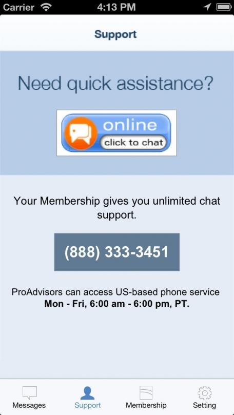 QuickBooks ProAdvisor Program