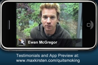 Quit Smoking Plus - Hypnotherapy Sessions with Max Kirsten