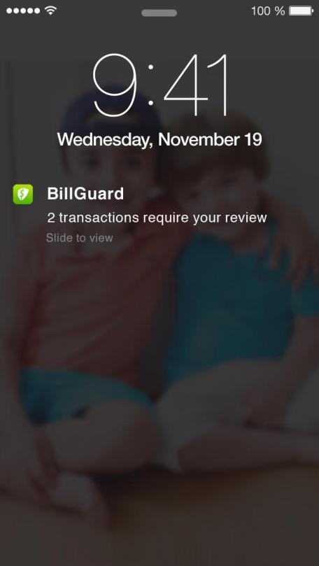 BillGuard - Personal Finance