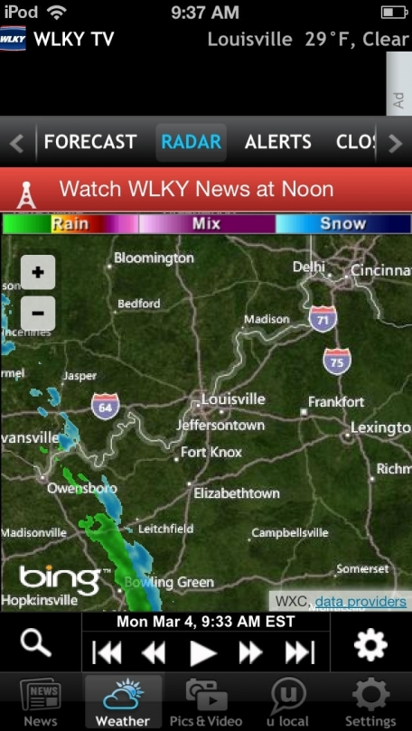 WLKY 32 - Louisville free breaking news, weather source