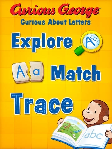Curious About Letters