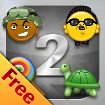Emoji Characters and Smileys Free!