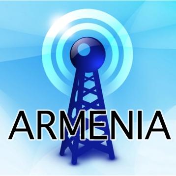 Radio Armenia - Alarm Clock + Recording