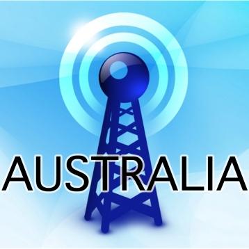 Radio Australia - Alarm Clock + Recording