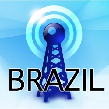 Radio Brazil - Alarm Clock + Recording