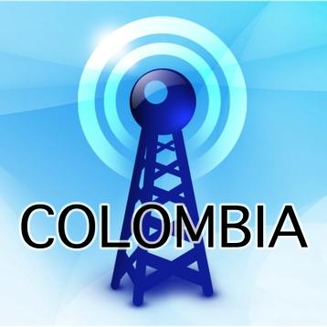 Radio Colombia - Alarm Clock + Recording