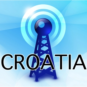 Radio Croatia - Alarm Clock + Recording / Radio Hrvatska - Budilnik + bilježenje