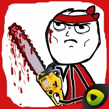 rage wars meme shooter art work rage wars meme shooter games app review (ios, free) for march