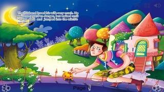 Rapunzel - bedtime fairy tale Interactive Book iBigToy