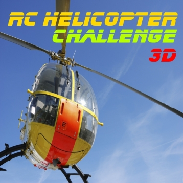 RC Helicopter Challenge 3D Flight Simulator