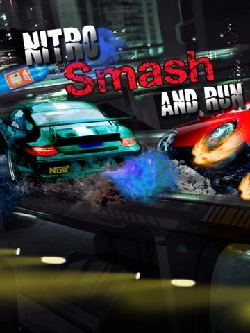 A Nitro Smash & Run - Xtreme Furious Racing
