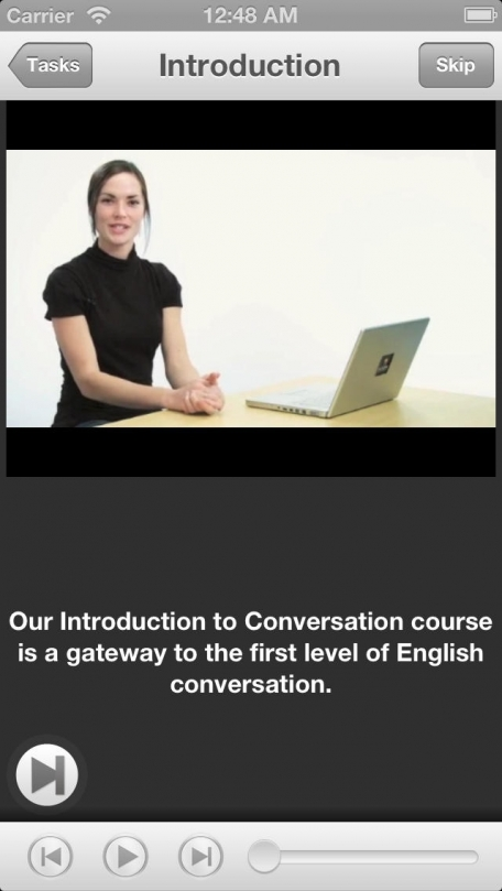 Real English First Step for 'First Starter'