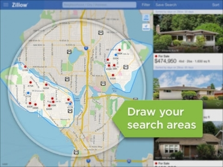 Real Estate by Zillow – Homes & Apartments, For Sale or Rent