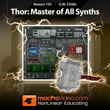 Reason\'s Thor: Master Of All Synths