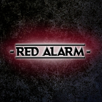 Red Alarm motion detection with tilt sensor