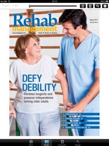 Rehab Management